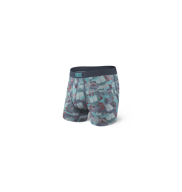 Saxx Saxx Ultra Boxer Brief Fly - Blue Feathers