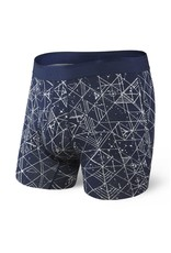 Saxx Saxx Platinum Boxer Brief Fly - Navy Pathfinder