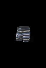 Saxx Saxx Vibe Boxer Brief - Black Tartan Stripe