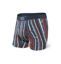Saxx Saxx Ultra Boxer Brief Fly - Black Snow Owl