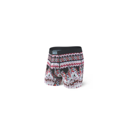 Saxx Saxx Vibe Boxer Brief - Black Tribal Melt