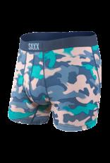 Saxx Saxx Ultra Boxer Brief Fly - Dark Denim Stencil Camo
