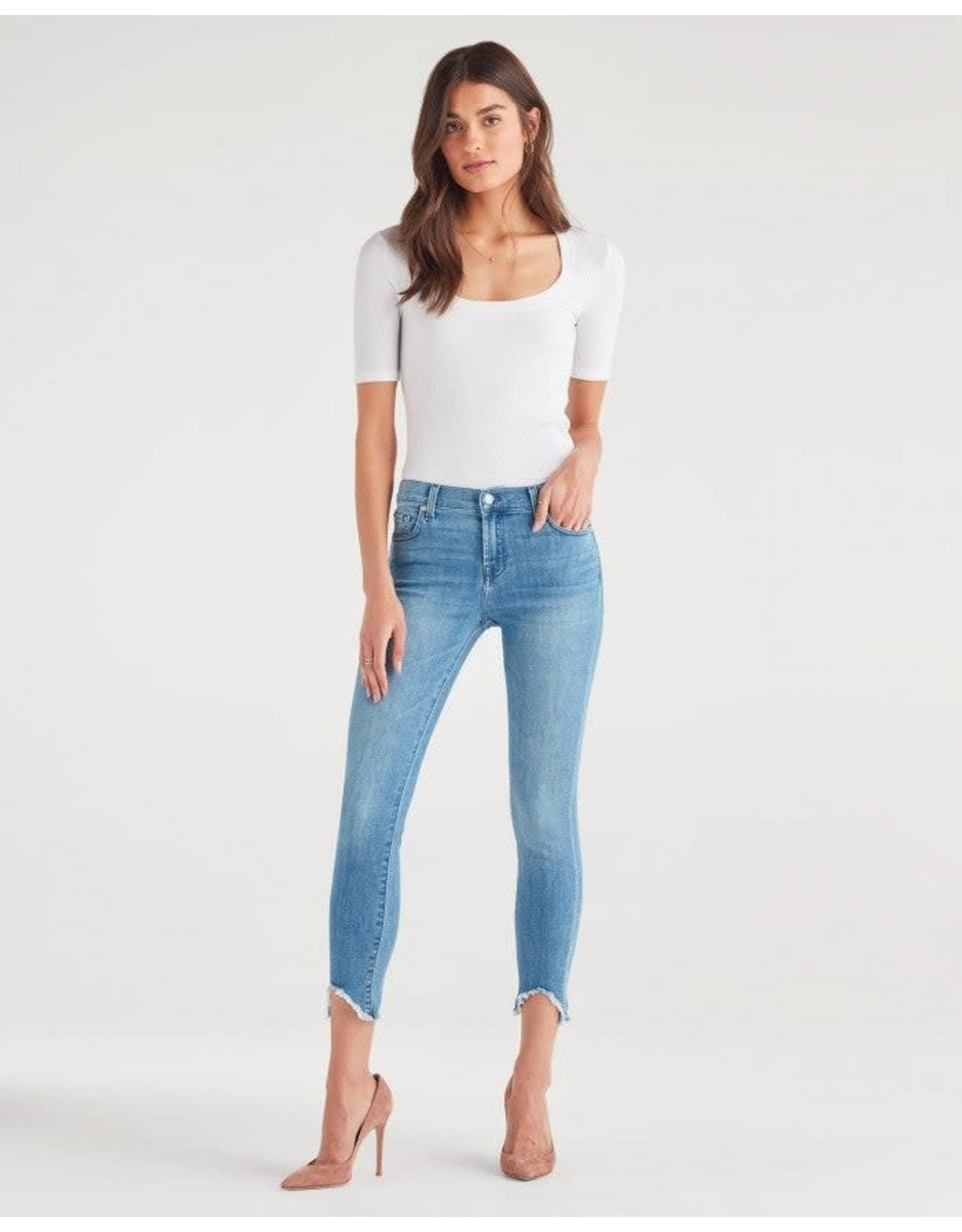 7 For All Mankind 7 For All Mankind Ankle Skinny Jean