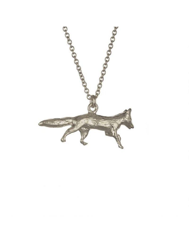 Alex Monroe Alex Monroe Prowling Fox Necklace