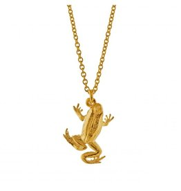 Alex Monroe Alex Monroe Frog Necklace