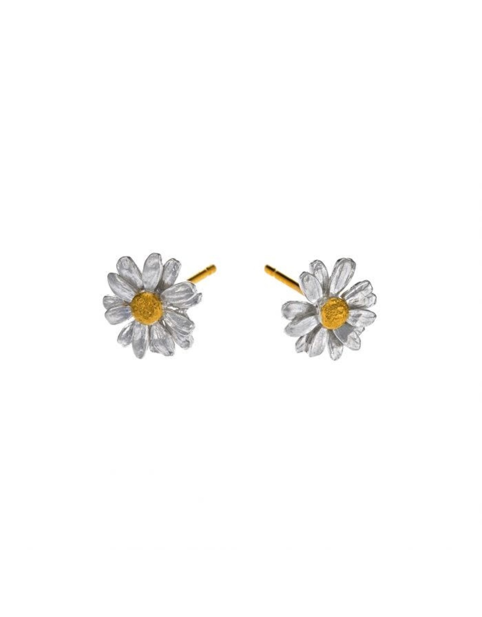 Alex Monroe Alex Monroe Classic Daisy Stud Earrings