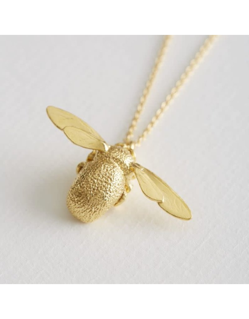 Alex Monroe Alex Monroe Bumblebee Necklace