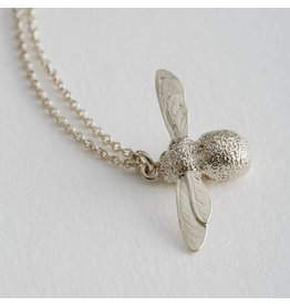Alex Monroe Alex Monroe Silver Baby Bee Necklace