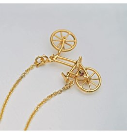 Alex Monroe Alex Monroe Vintage Bicycle Necklace