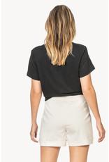 Lilla P Lilla P SS Tie Front Shirt