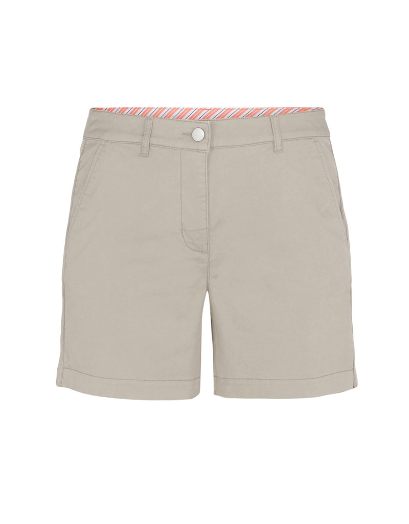 Tribal Tribal Fly Front Short