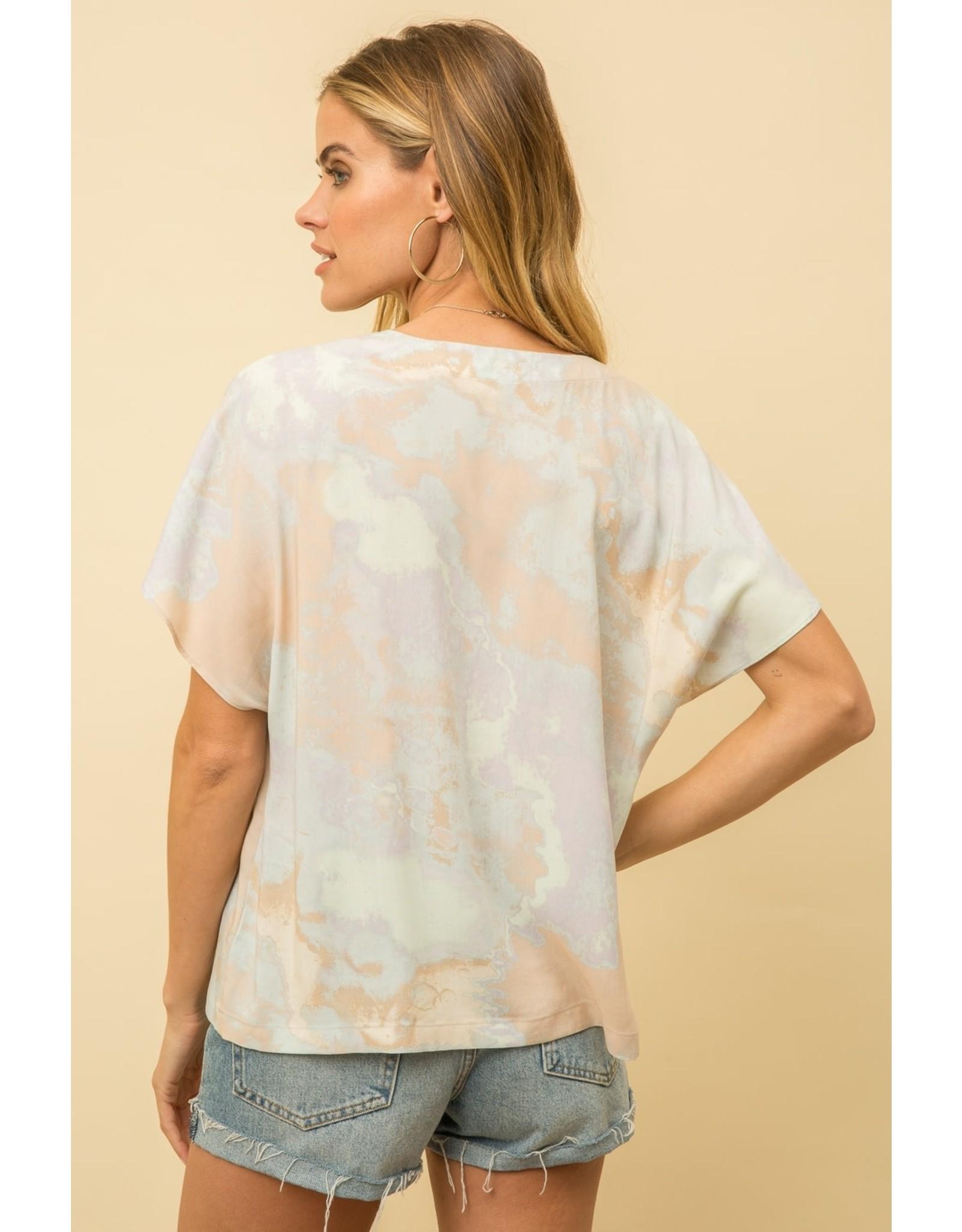 Mystree Short Sleeved Blouse