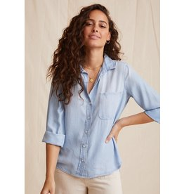 Bella Dahl Bella Dahl Shirt Tail Buttondown