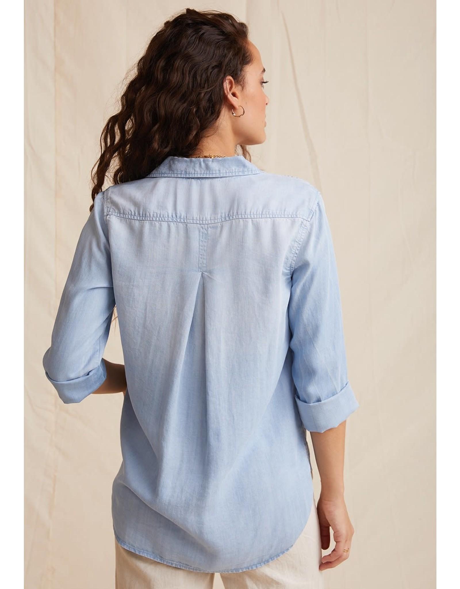 Bella Dahl Bella Dahl Shirt Tail Buttondown