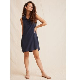 Bella Dahl Bella Dahl Sleeveless Henley Dress