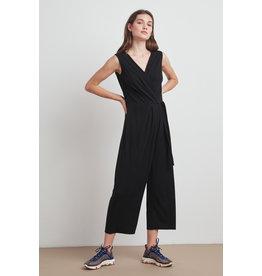 Velvet Velvet Micah Tencel Jersey Jumpsuit