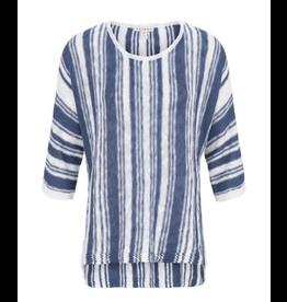 Tribal Tribal Striped Sweater