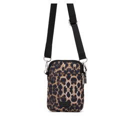 co-lab co-lab Leopard Nylon Tech Crossbody
