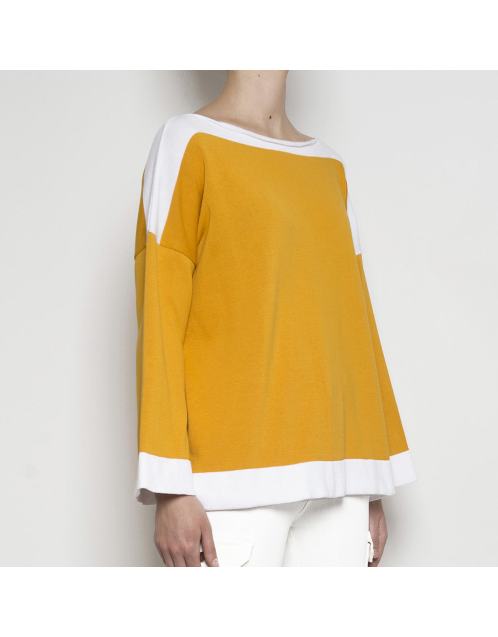 Pan Pan Colourblock Pullover - XS/S