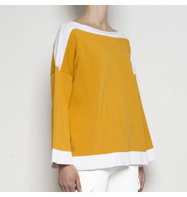 Pan Pan Colourblock Pullover - XS/S