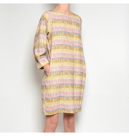 Pan Pan Multi Print Dress