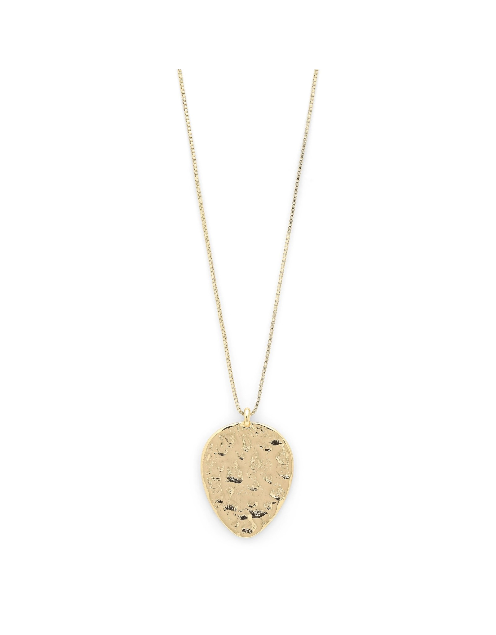 Pilgrim Pilgrim Ama Necklace Gold Plated