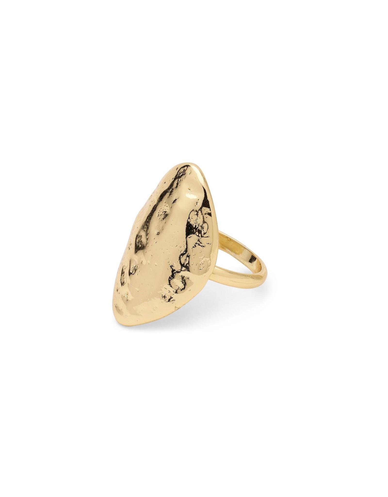 Pilgrim Pilgrim Ama Ring Gold Plated