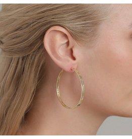Pilgrim Asami Earrings Gold