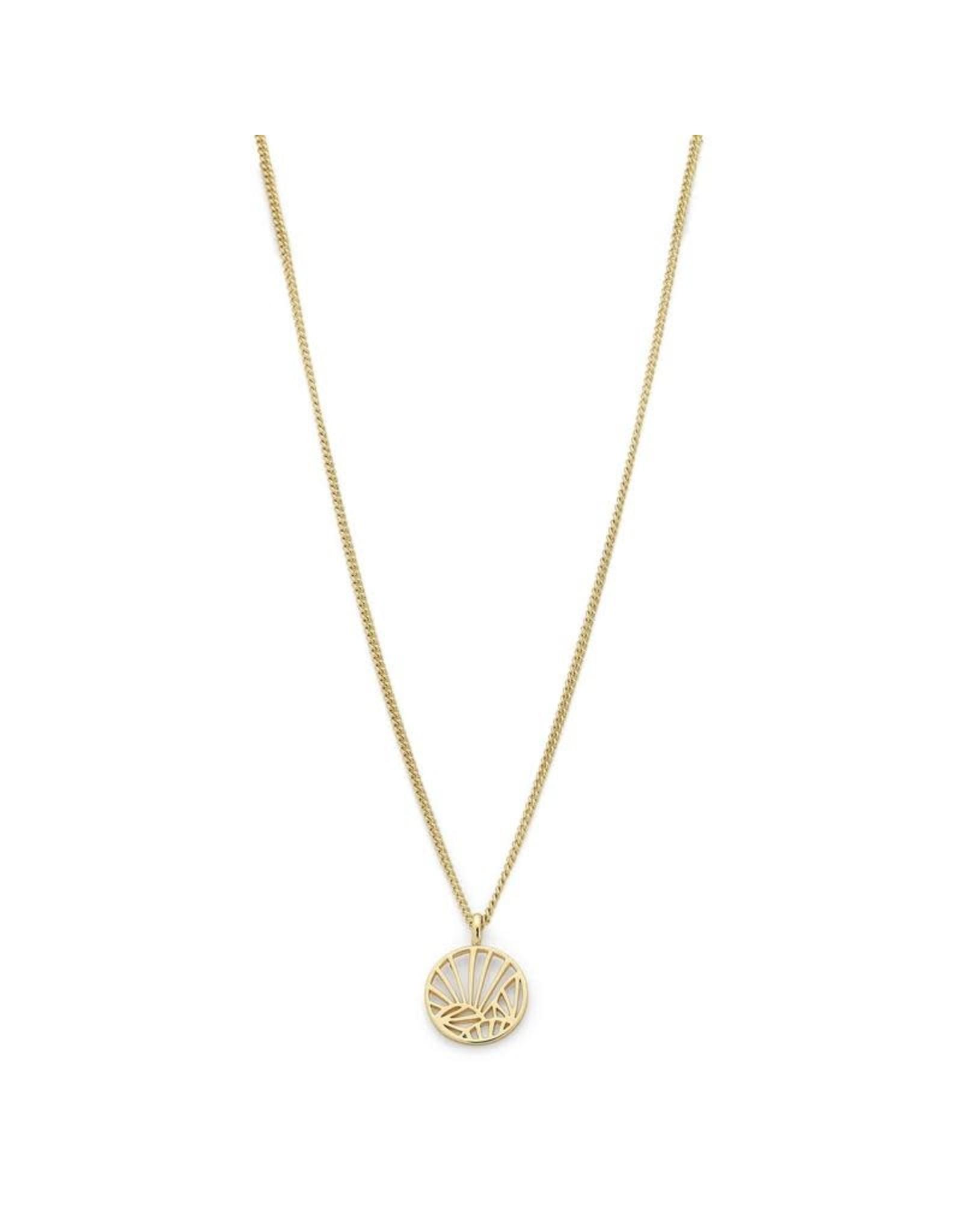 Pilgrim Pilgrim Asami Gold Necklace