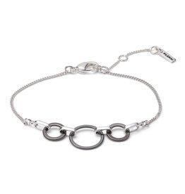 Pilgrim Carson Bracelet Mix Metal Plated