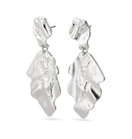 Pilgrim Pilgrim Earrings Valkyria Silver Plated