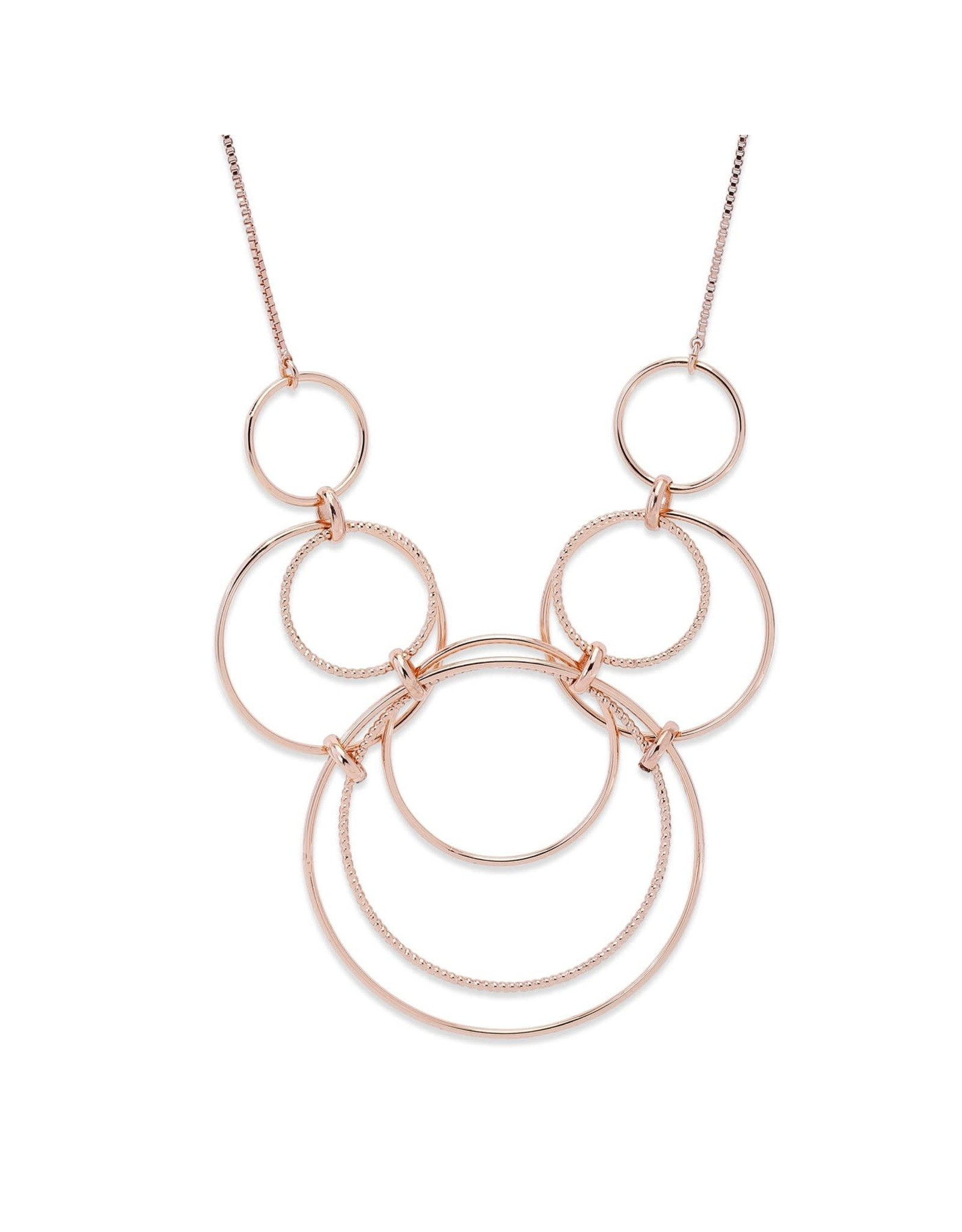 Pilgrim Pilgrim Freya Rose Gold Plated Necklace