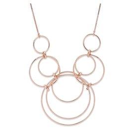Pilgrim Pilgrim Freya Rose Gold Plated Necklace