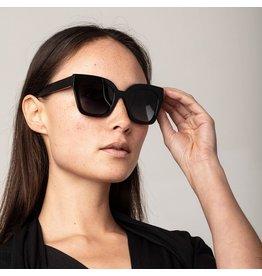 Pilgrim Gemma Sunglasses Black
