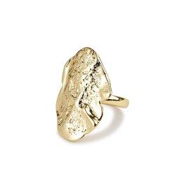 Pilgrim Pilgrim Ring Valkyria Gold Plated