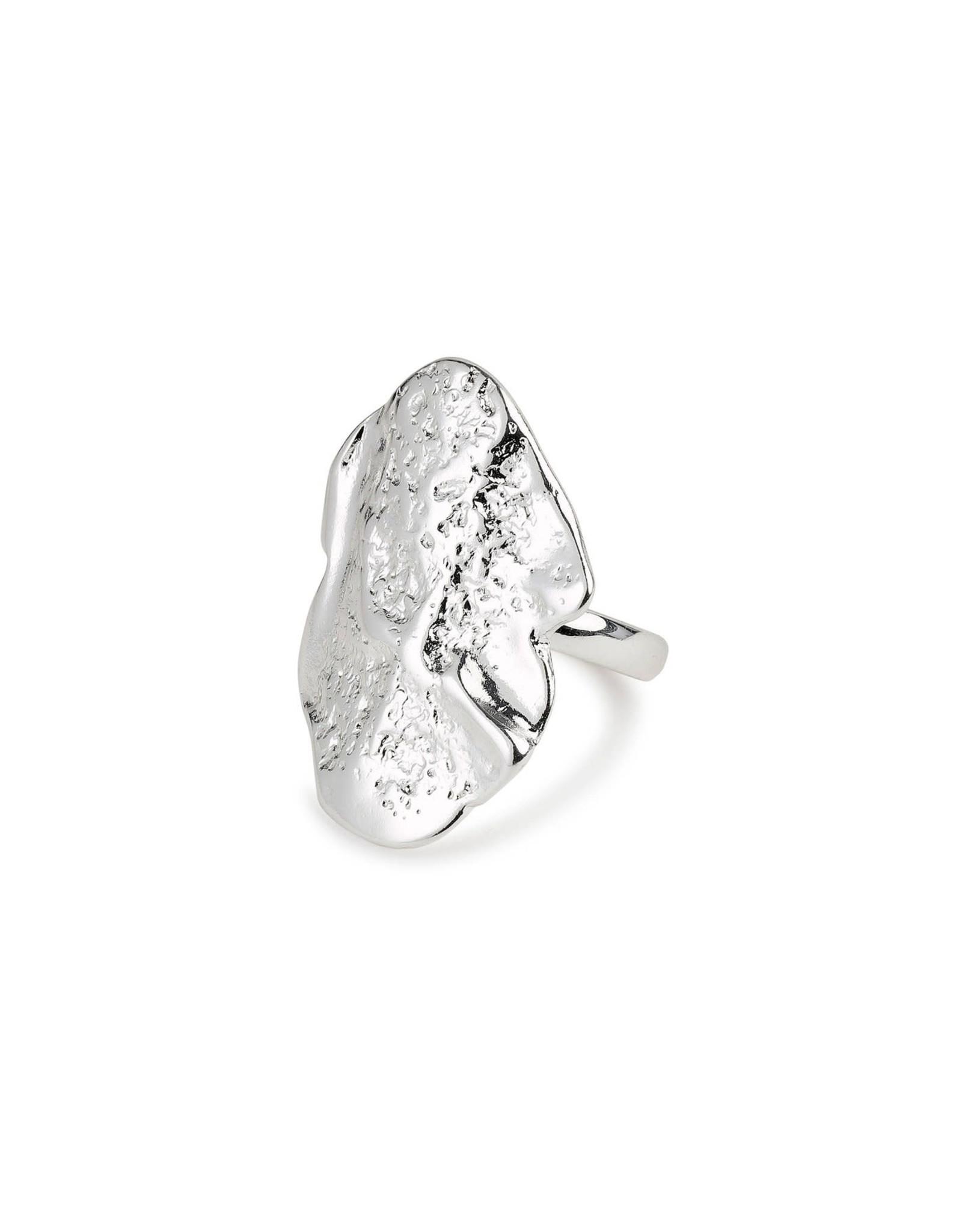 Pilgrim Pilgrim Ring Valkyria Silver Plated