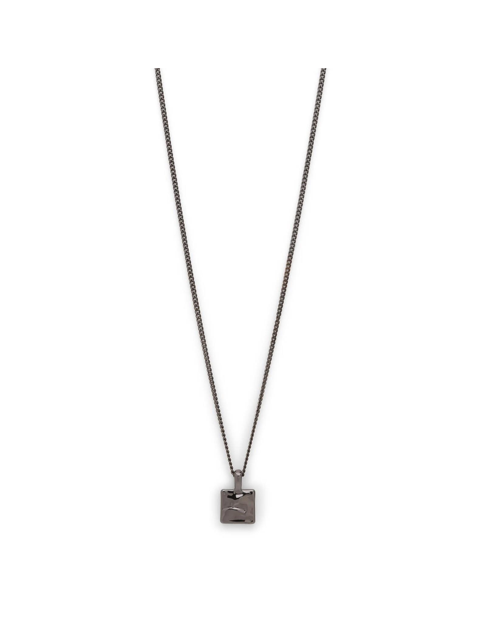 Pilgrim Pilgrim Sienna Necklace Hematite