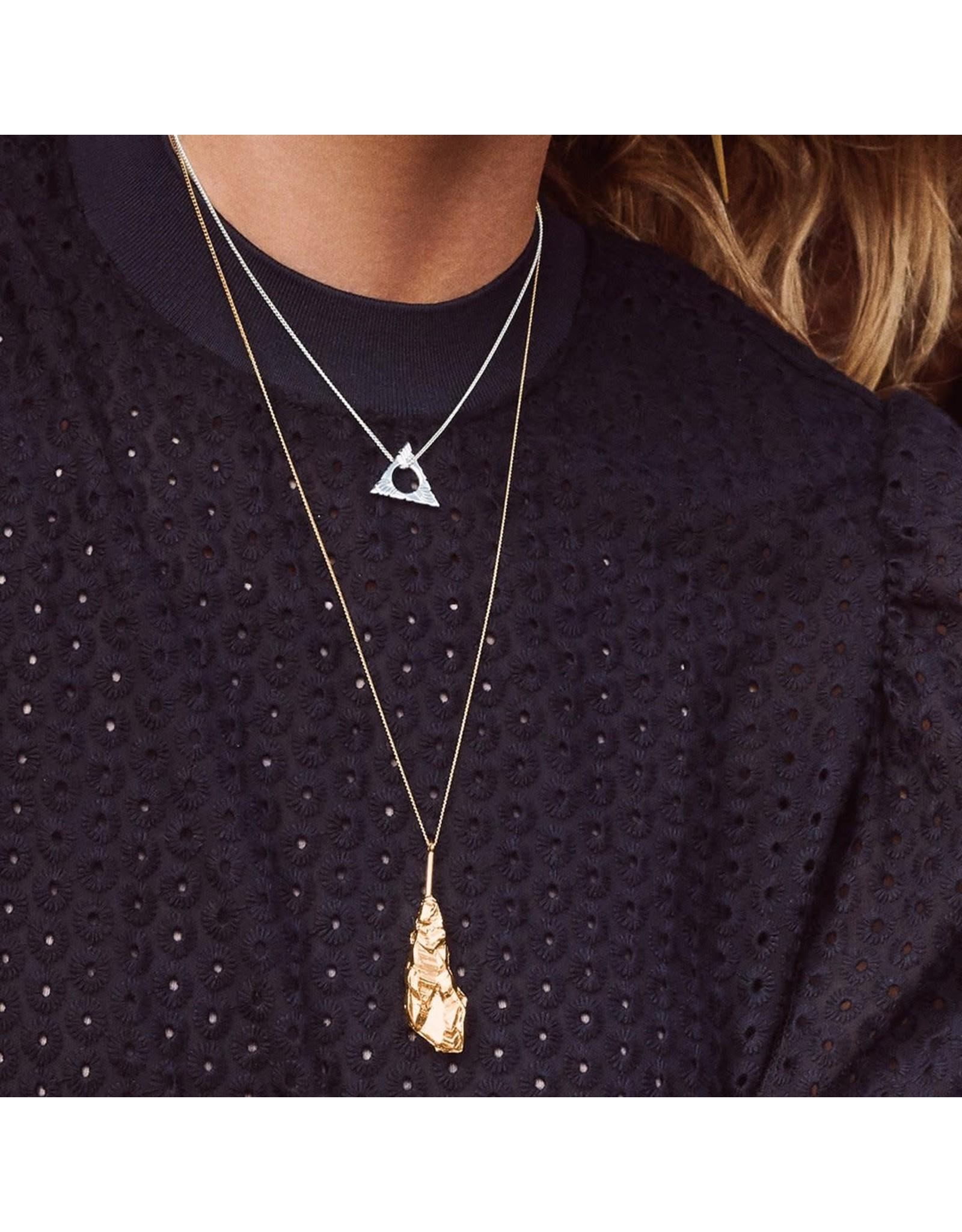 Pilgrim Pilgrim Sigyn Necklace Silver Plated III