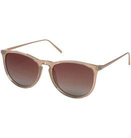 Pilgrim Sunglasses Vanille Grey