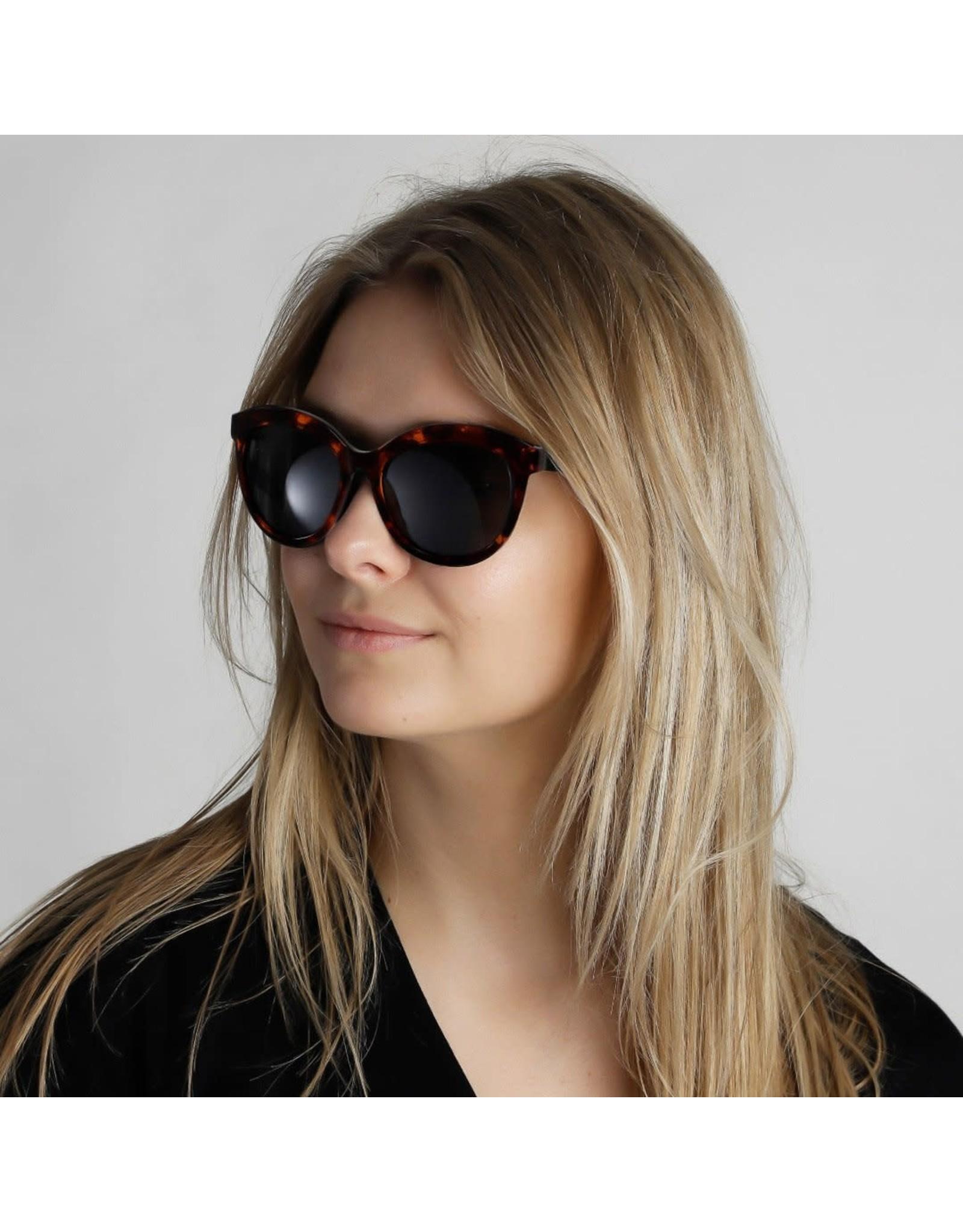 Pilgrim Pilgrim Sunglasses Tulia Brown
