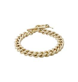 Pilgrim Water Bracelet Gold Plated