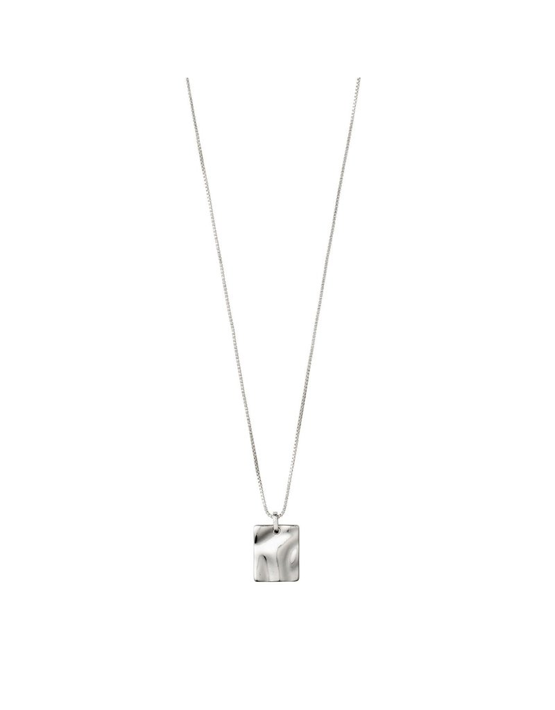 Pilgrim Water Necklace Silver Plated II