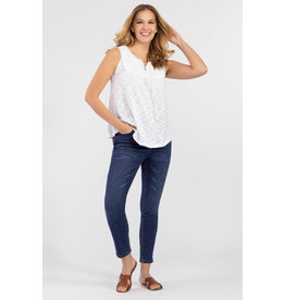 Tribal Tribal High Rise Slim Jean