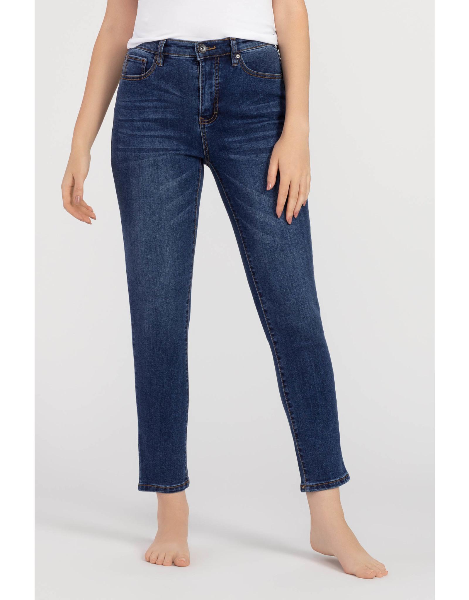 Tribal Tribal High Rise Slim Jean