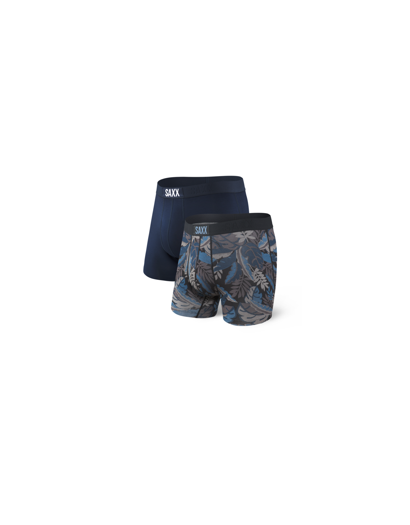 Saxx Saxx Vibe Boxer Brief 2 Pack - Jungle