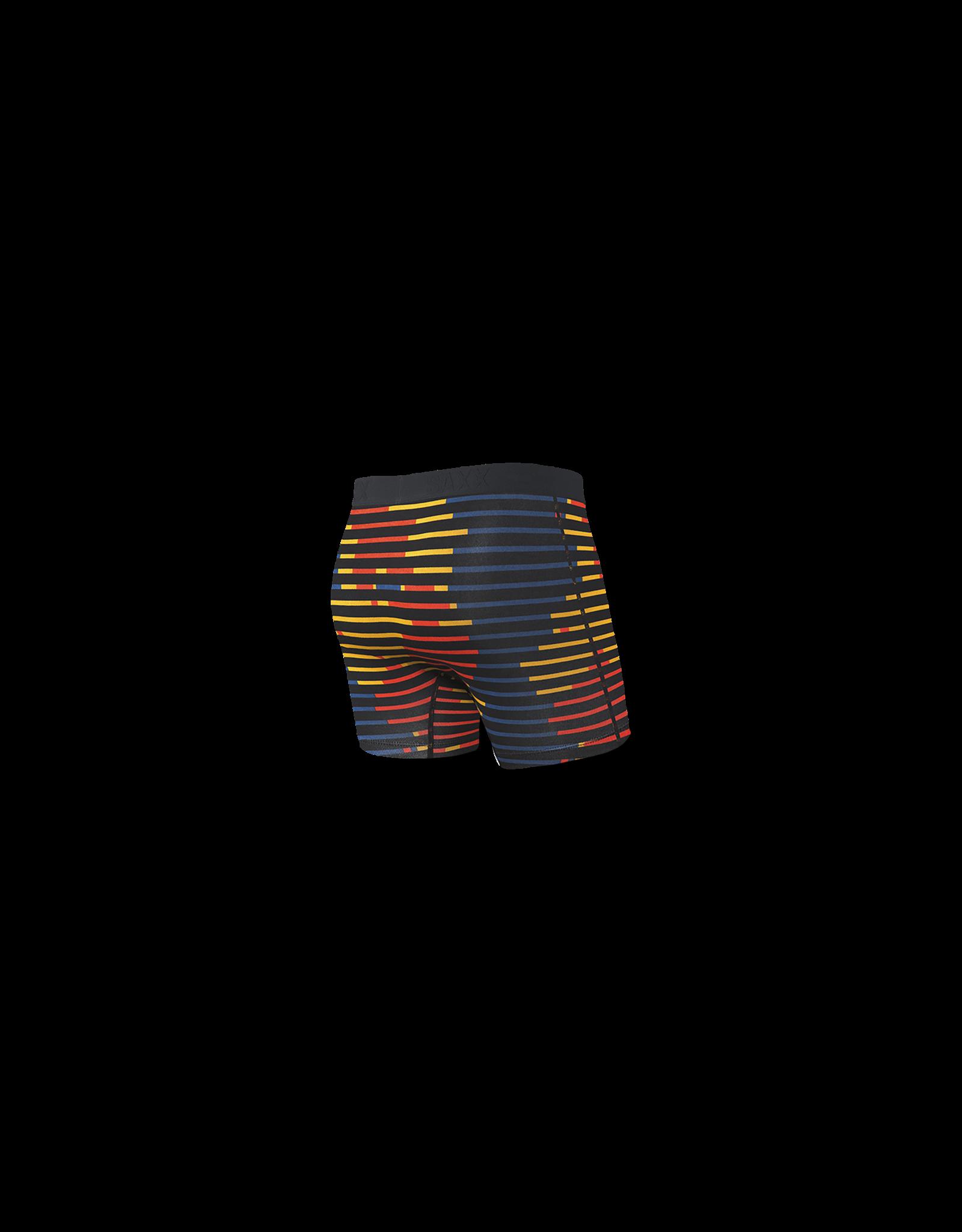 Saxx Saxx Ultra Boxer Brief 2 Pack - Fragment Stripe