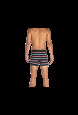Saxx Saxx Ultra Boxer Brief Fly - Black Blurred Stripe