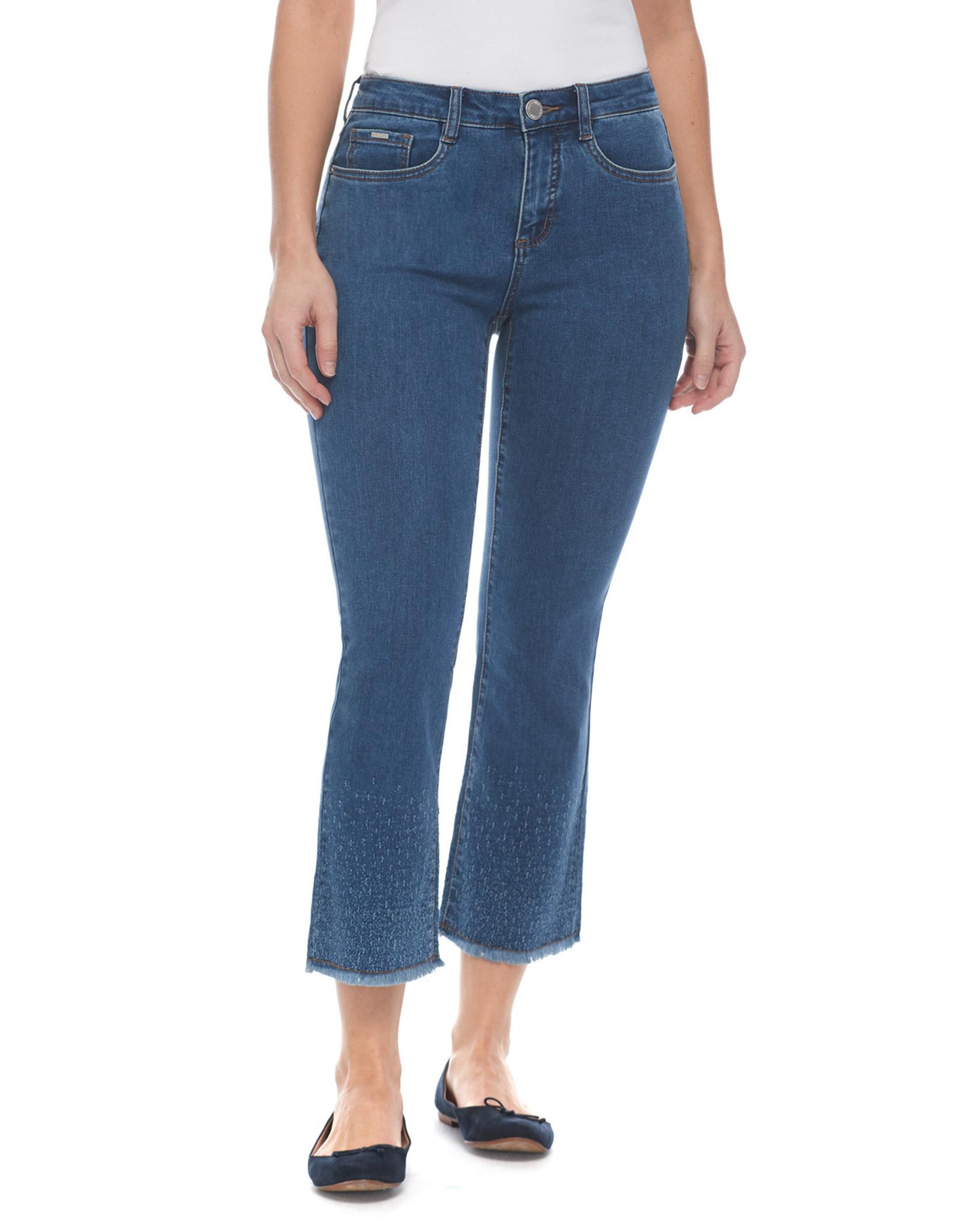 French Dressing Jeans French Dressing Jeans Olivia Flare Crop