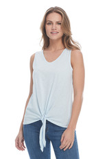 French Dressing Jeans French Dressing Jeans Rounded V Neck Cami - LARGE