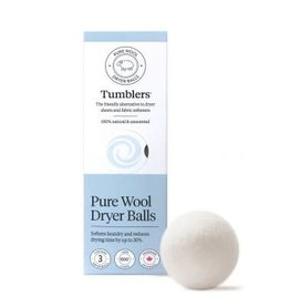 Forever New Tumblers Wool Dryer Balls